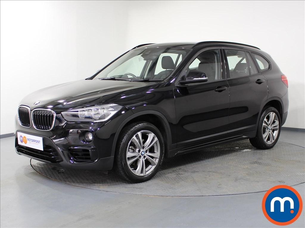 BMW X1 Sport - Stock Number 1061431 Passenger side front corner