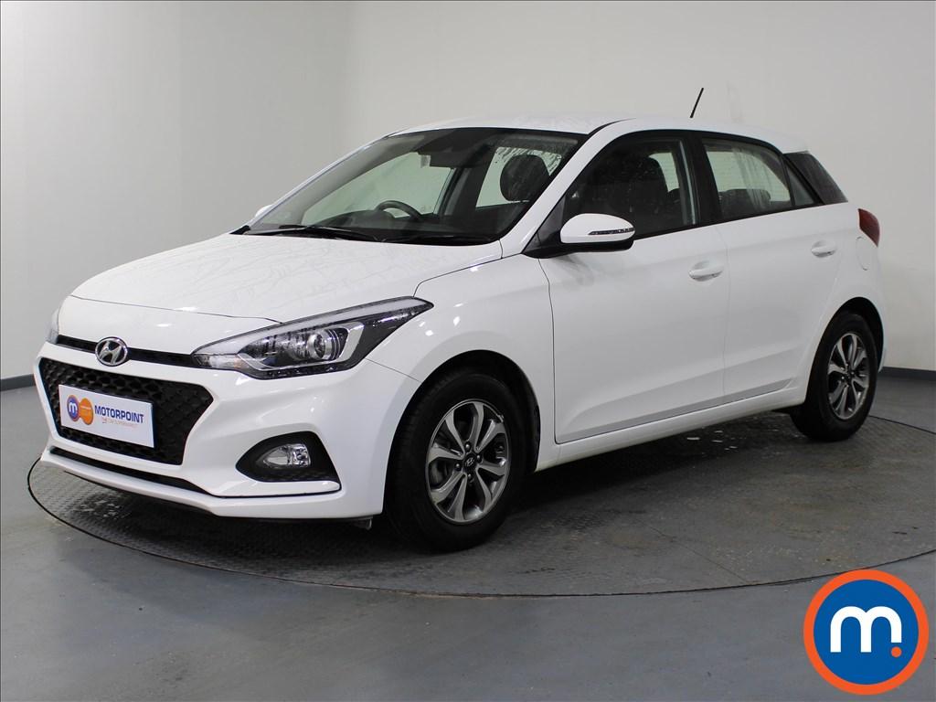Hyundai I20 SE - Stock Number 1061522 Passenger side front corner