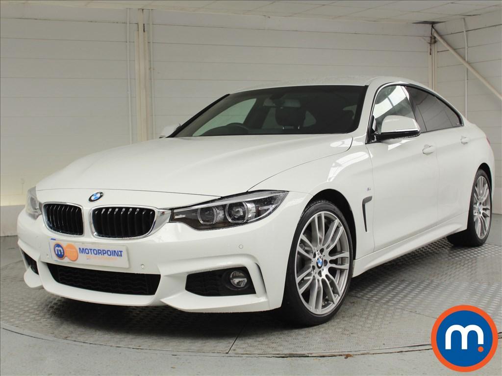 BMW 4 Series M Sport - Stock Number 1059577 Passenger side front corner