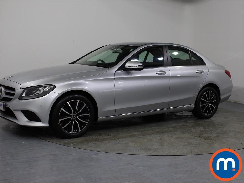 Mercedes-Benz C Class SE - Stock Number 1058386 Passenger side front corner