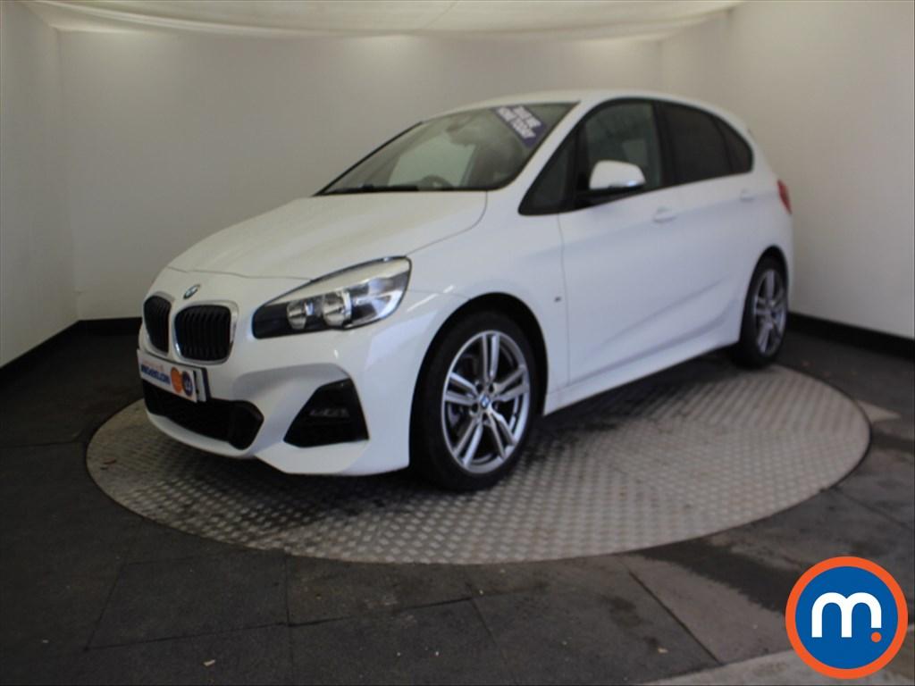 BMW 2 Series M Sport - Stock Number 1058614 Passenger side front corner