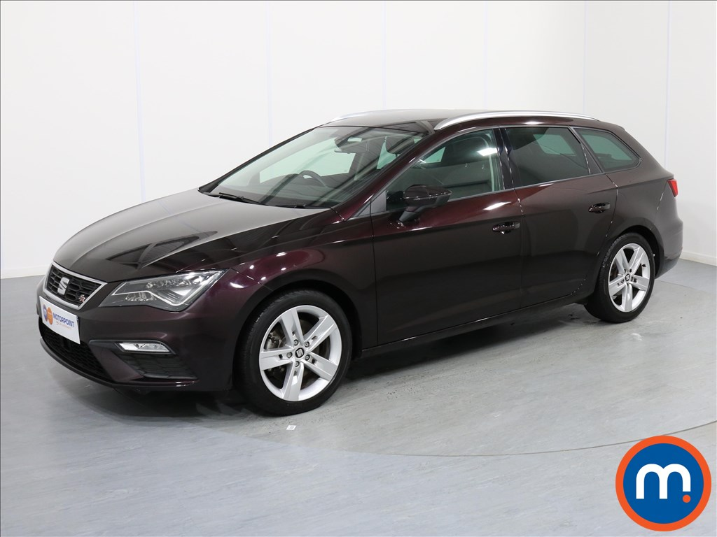 Seat Leon FR Technology - Stock Number 1057716 Passenger side front corner