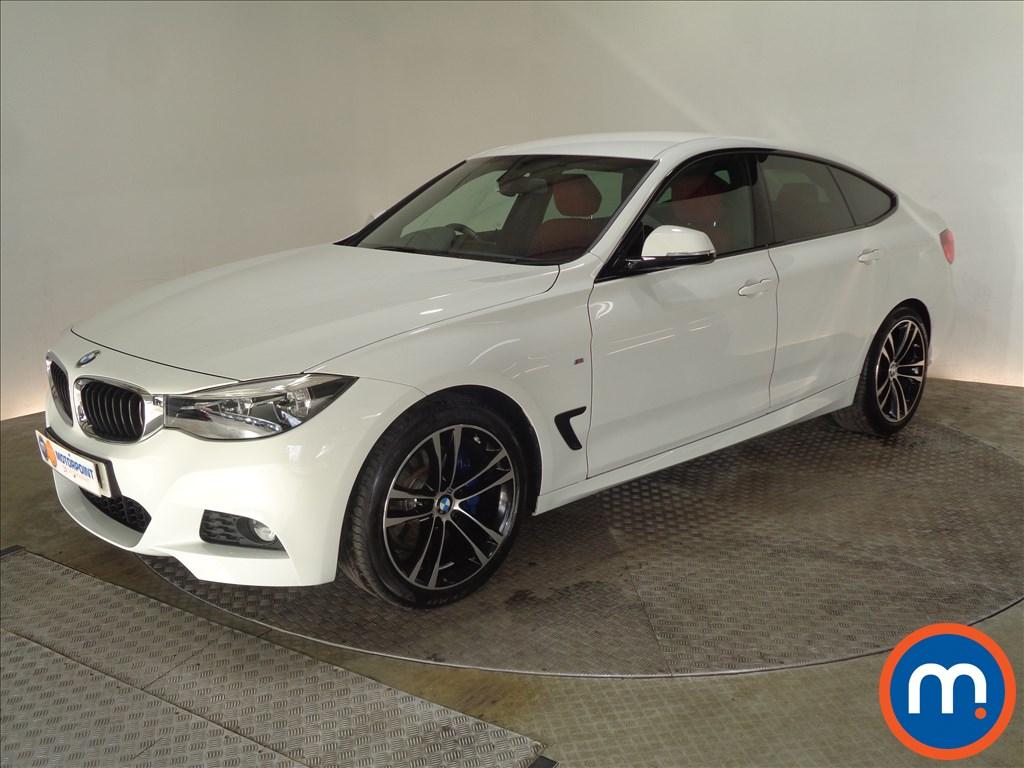 BMW 3 Series M Sport - Stock Number 1060890 Passenger side front corner