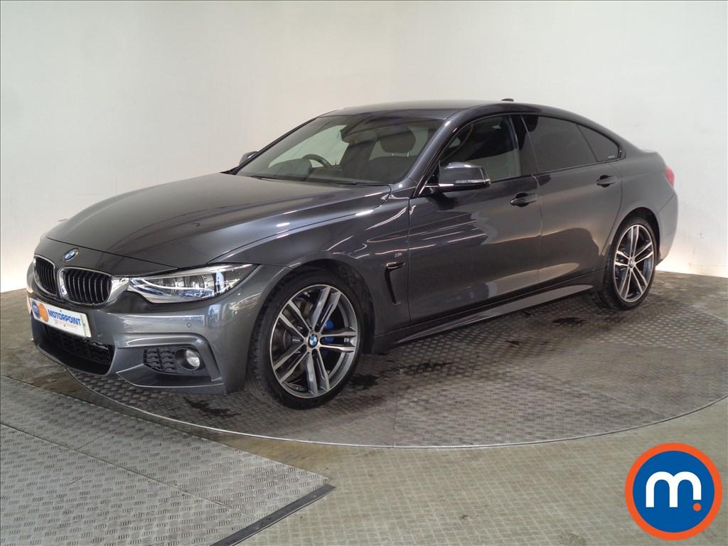 BMW 4 Series M Sport - Stock Number 1060283 Passenger side front corner