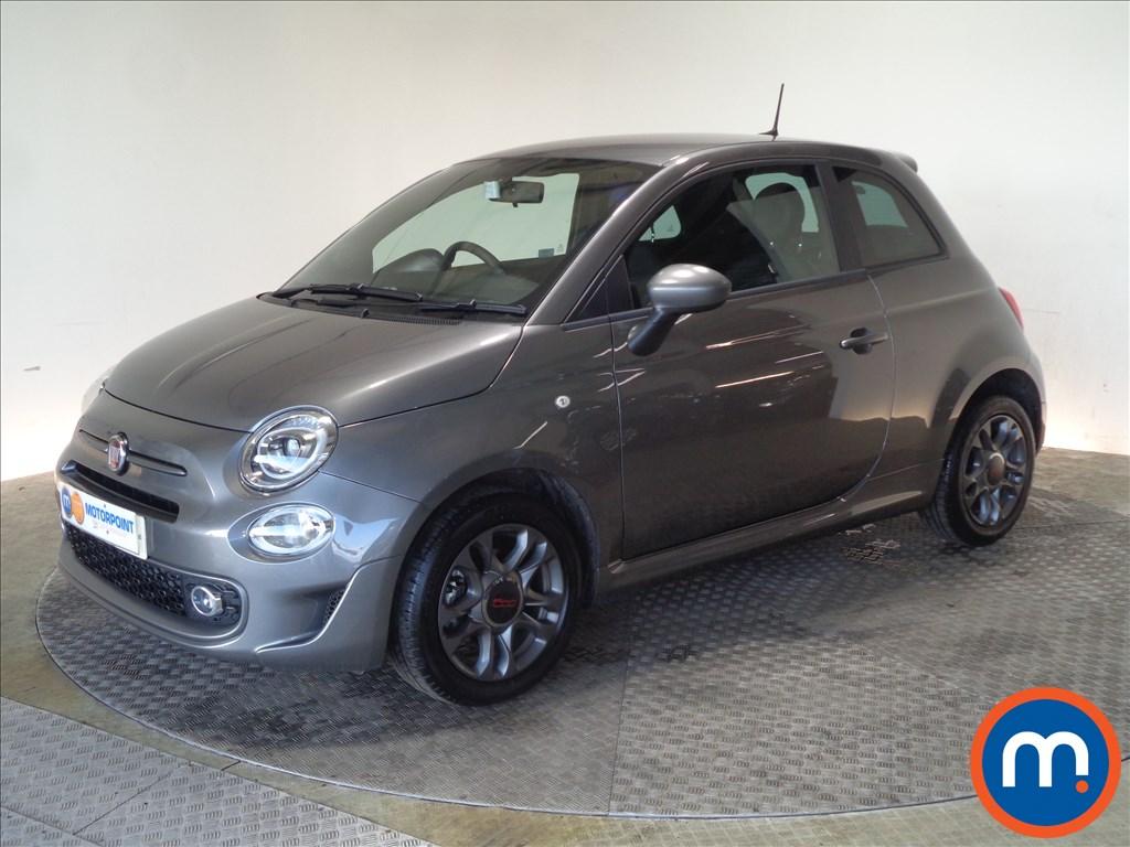 Fiat 500 S - Stock Number 1060783 Passenger side front corner