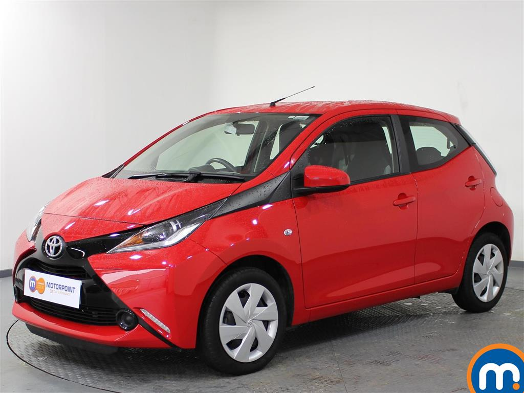 Toyota Aygo X-Play - Stock Number 1059870 Passenger side front corner