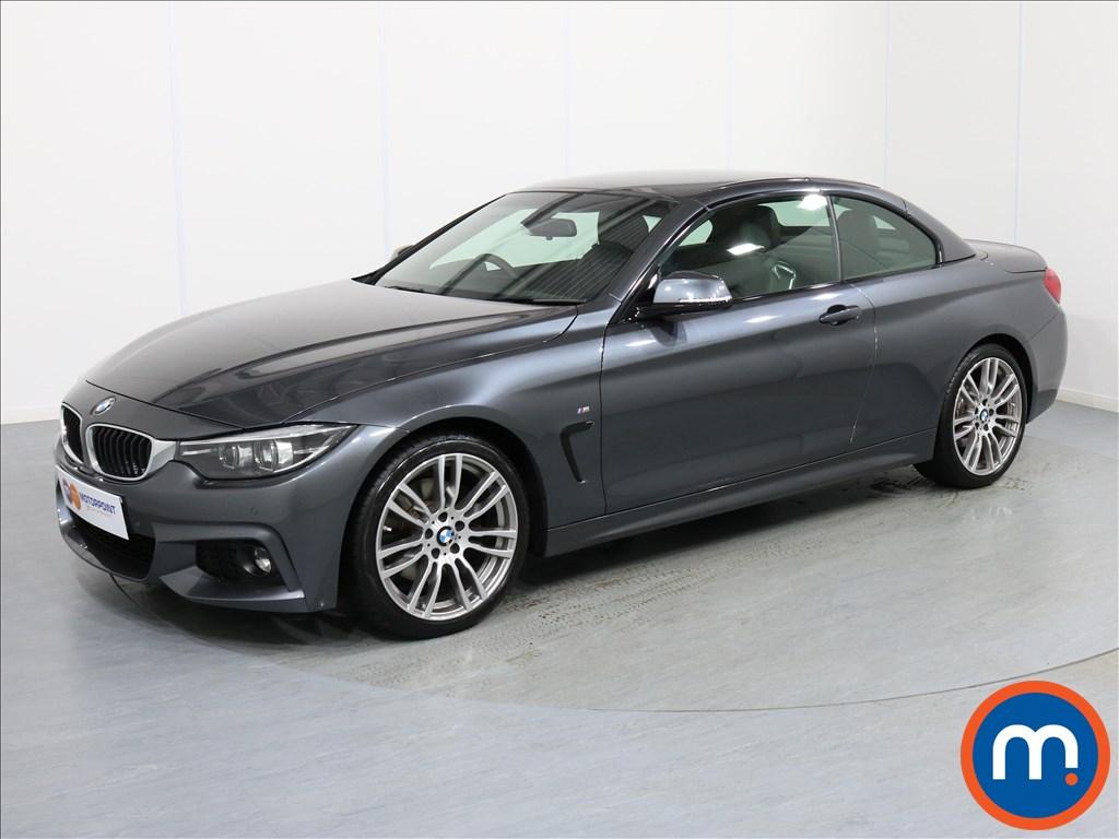 BMW 4 Series M Sport - Stock Number 1061722 Passenger side front corner