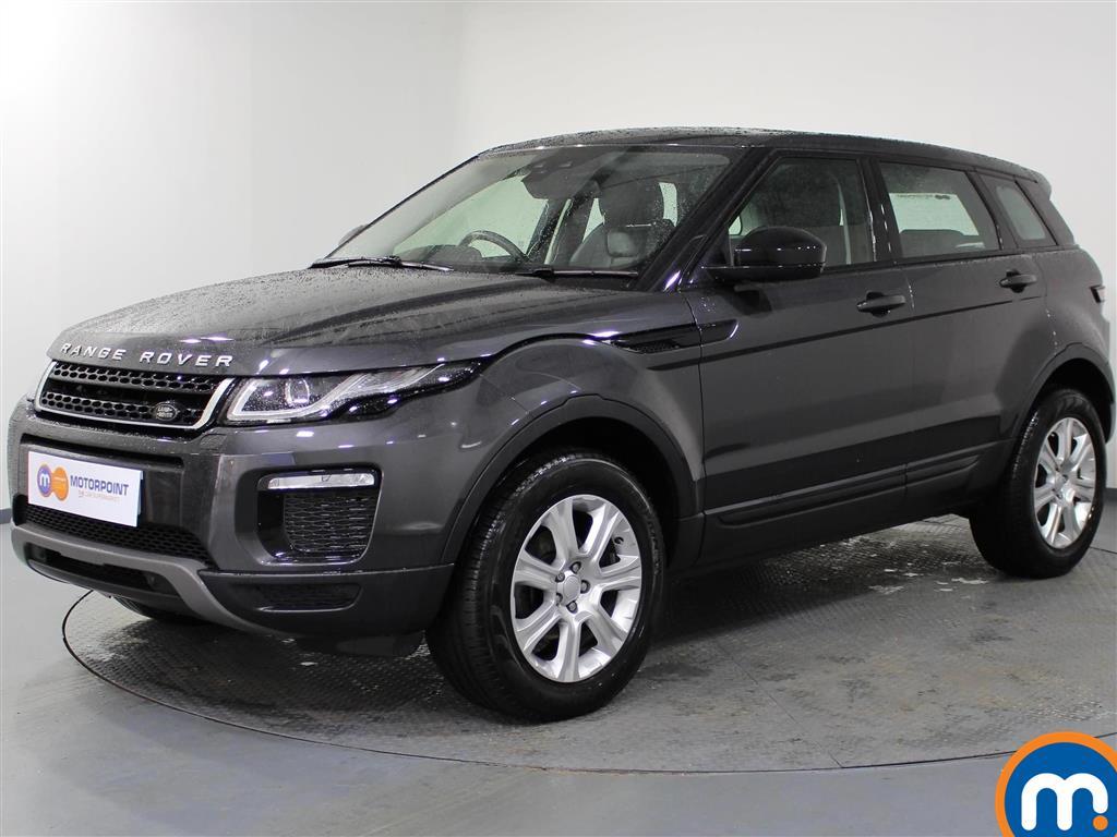 Land Rover Range Rover Evoque SE Tech - Stock Number 1062267 Passenger side front corner