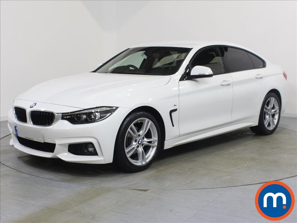 BMW 4 Series M Sport - Stock Number 1057959 Passenger side front corner