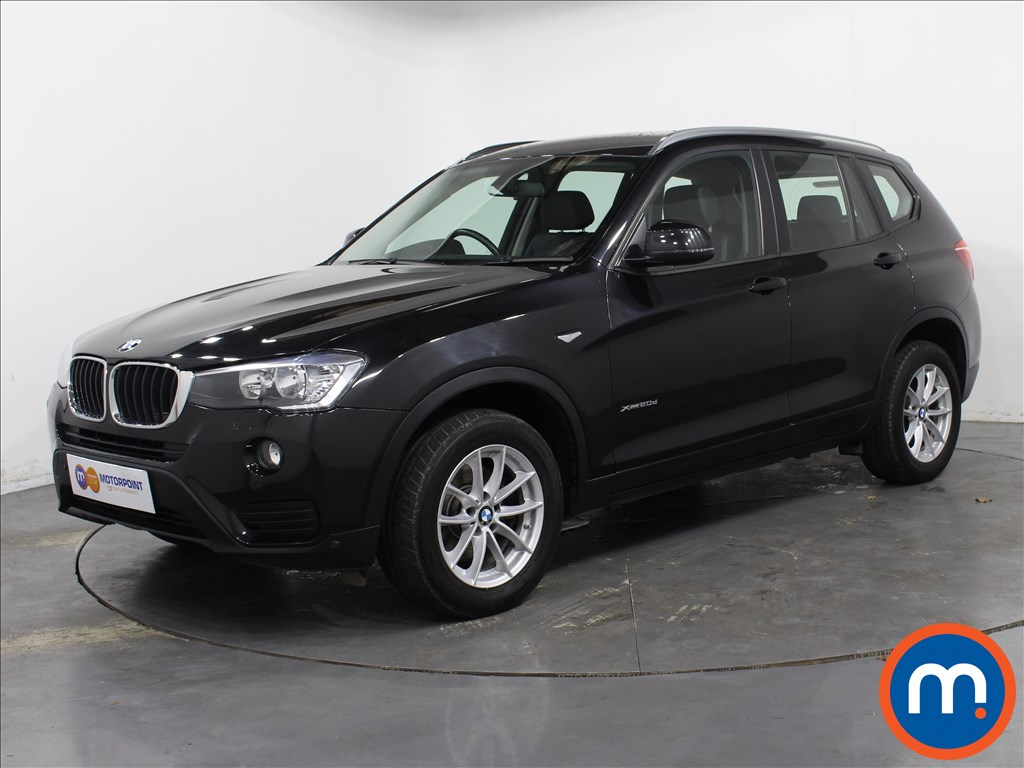 BMW X3 SE - Stock Number 1057695 Passenger side front corner