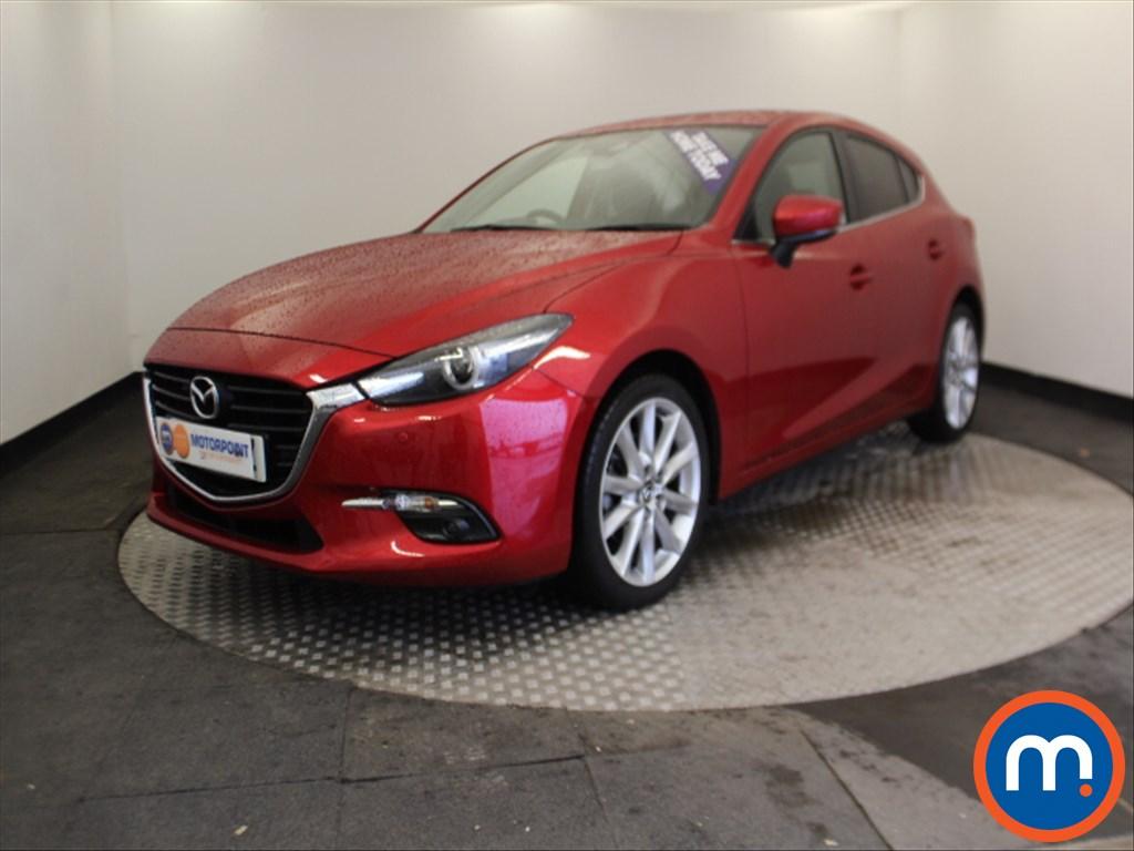 Mazda 3 Sport Nav - Stock Number 1061732 Passenger side front corner