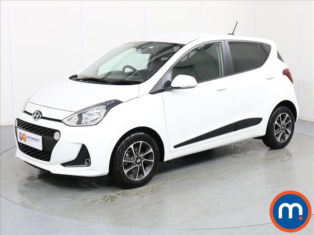 Hyundai I10 Premium - Stock Number 1063159 Passenger side front corner