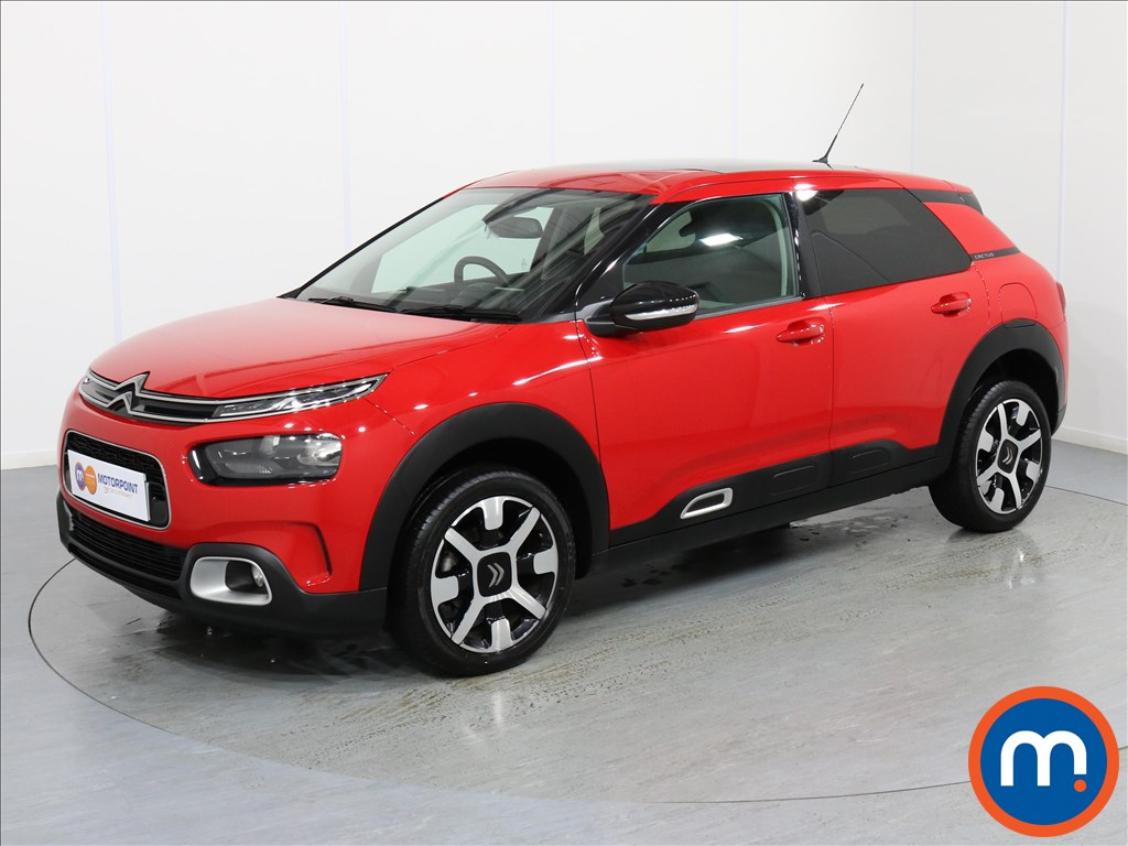 Citroen C4 Cactus Flair - Stock Number 1061588 Passenger side front corner