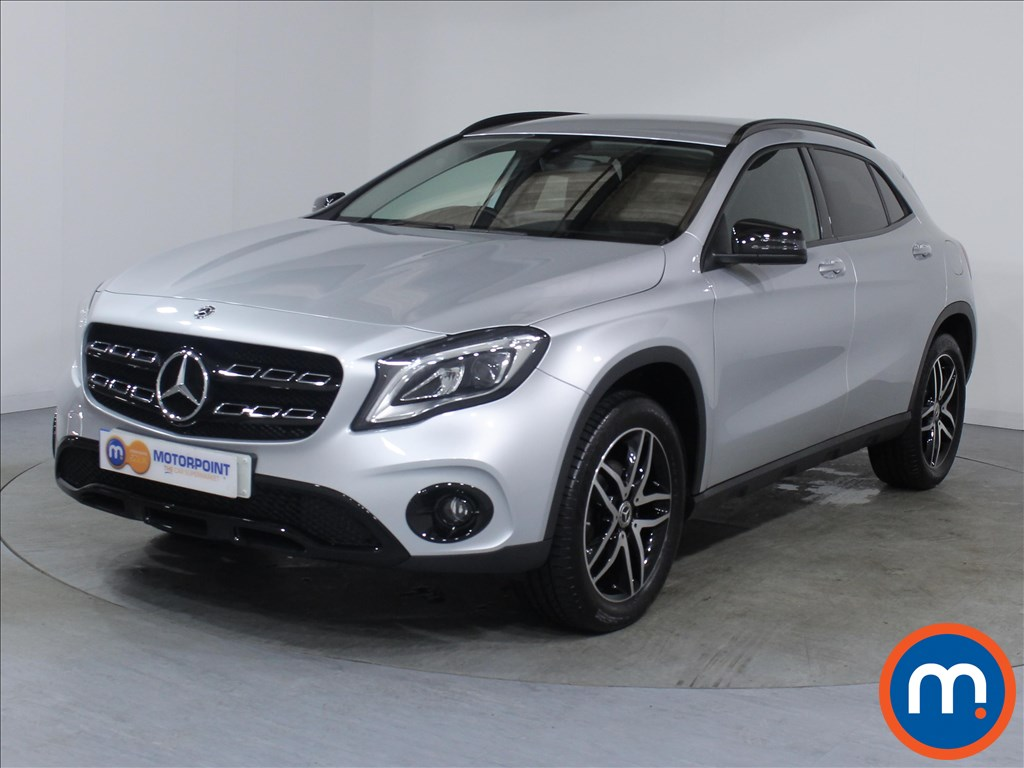 Mercedes-Benz Gla Class Urban Edition - Stock Number 1063941 Passenger side front corner