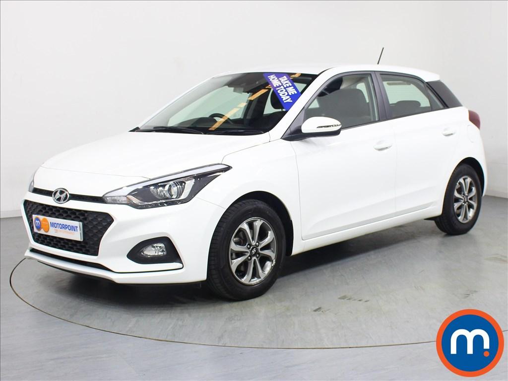 Hyundai I20 SE - Stock Number 1061553 Passenger side front corner