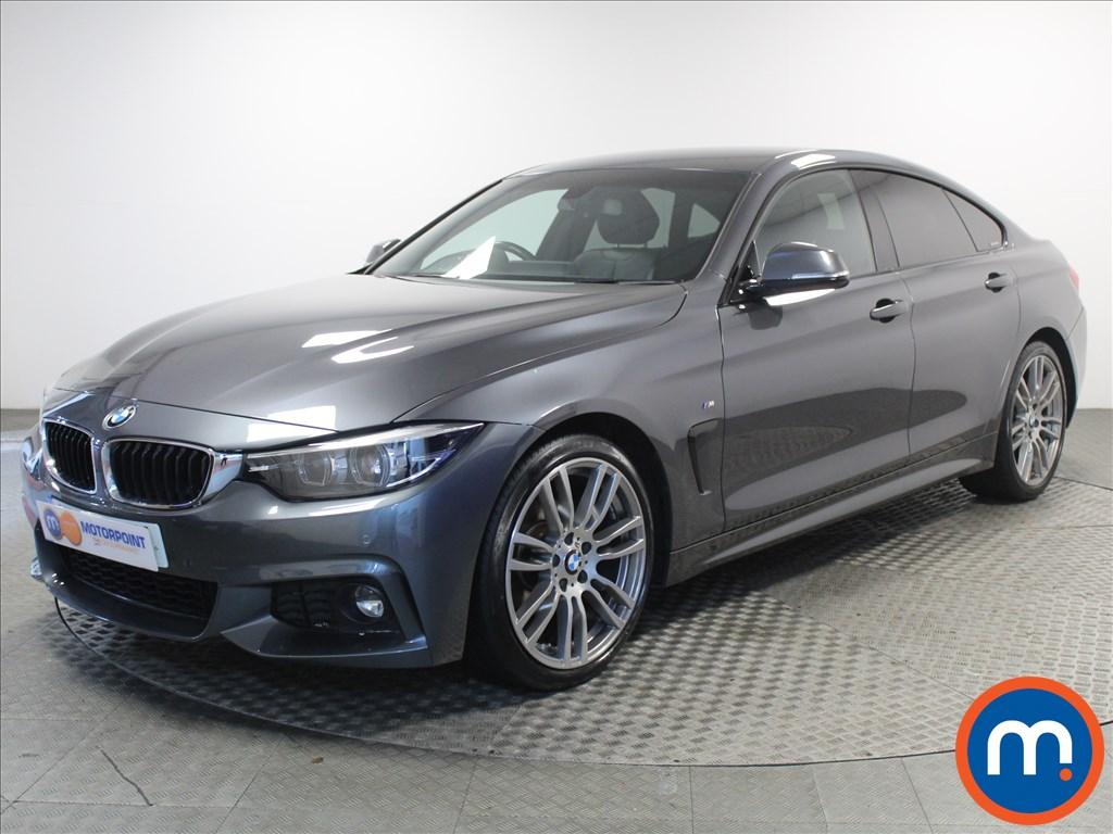 BMW 4 Series M Sport - Stock Number 1017546 Passenger side front corner