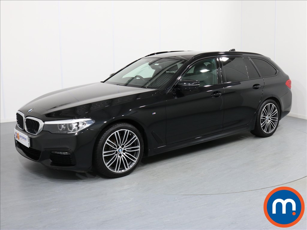 BMW 5 Series M Sport - Stock Number 1061725 Passenger side front corner