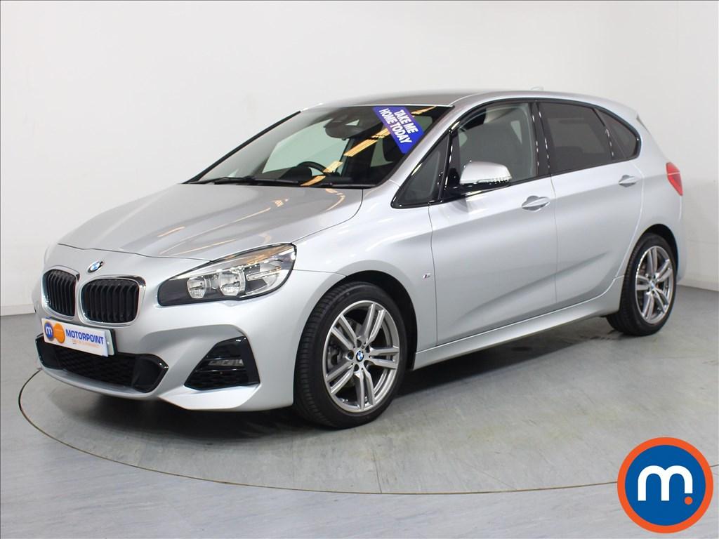 BMW 2 Series M Sport - Stock Number 1058612 Passenger side front corner