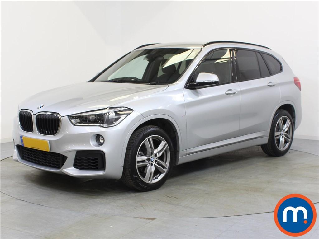 BMW X1 M Sport - Stock Number 1059898 Passenger side front corner