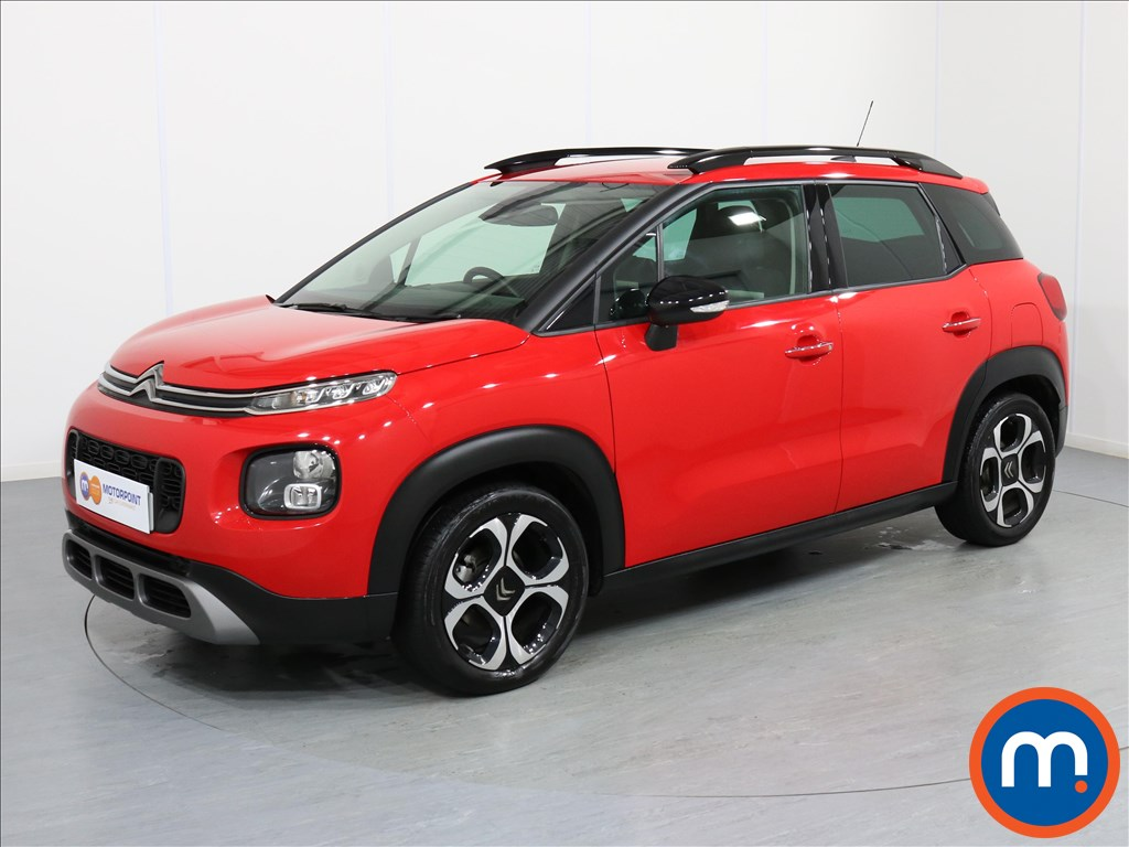 Citroen C3 Aircross Flair - Stock Number 1061680 Passenger side front corner
