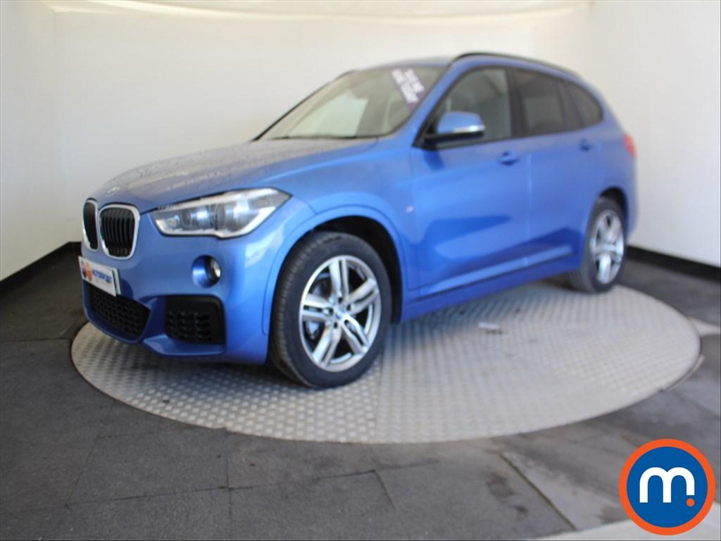 BMW X1 M Sport - Stock Number 1059169 Passenger side front corner