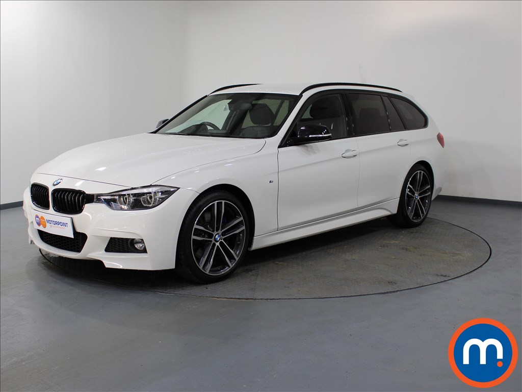 BMW 3 Series M Sport Shadow Edition - Stock Number 1059219 Passenger side front corner