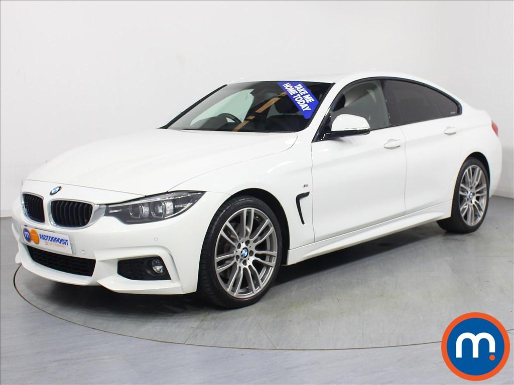 BMW 4 Series M Sport - Stock Number 1059578 Passenger side front corner