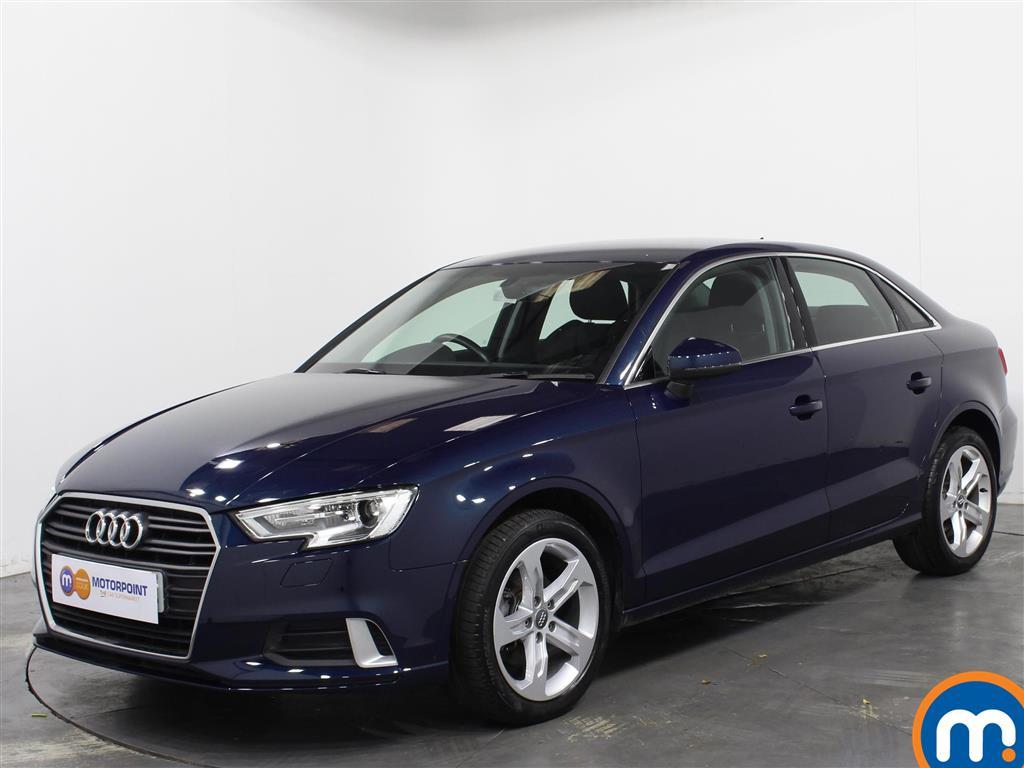 Audi A3 Sport - Stock Number 1060177 Passenger side front corner
