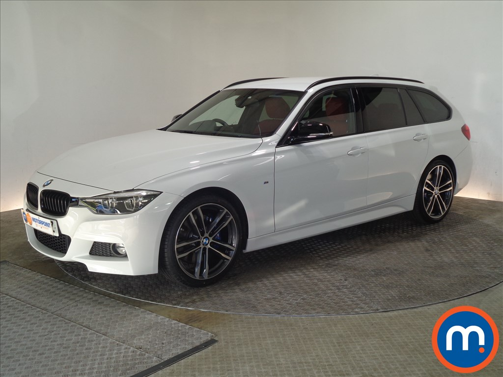 BMW 3 Series M Sport Shadow Edition - Stock Number 1058047 Passenger side front corner
