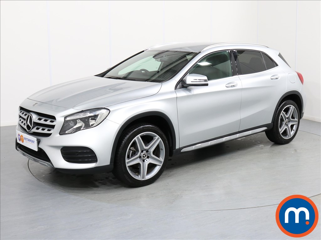 Mercedes-Benz Gla Class AMG Line - Stock Number 1063098 Passenger side front corner