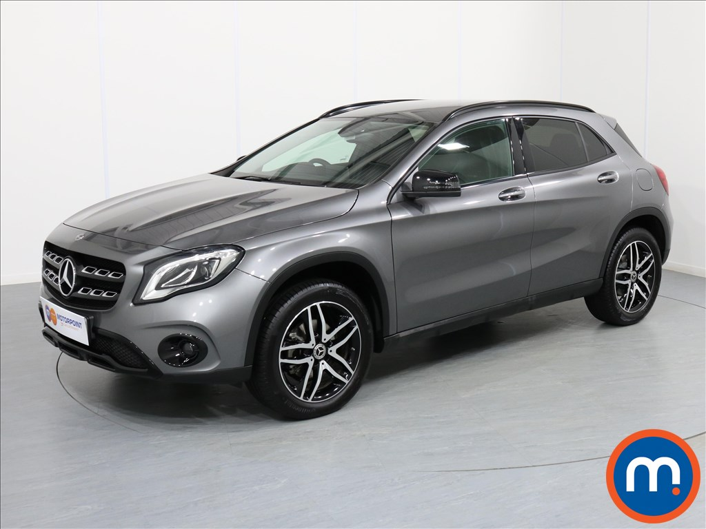 Mercedes-Benz Gla Class Urban Edition - Stock Number 1063821 Passenger side front corner