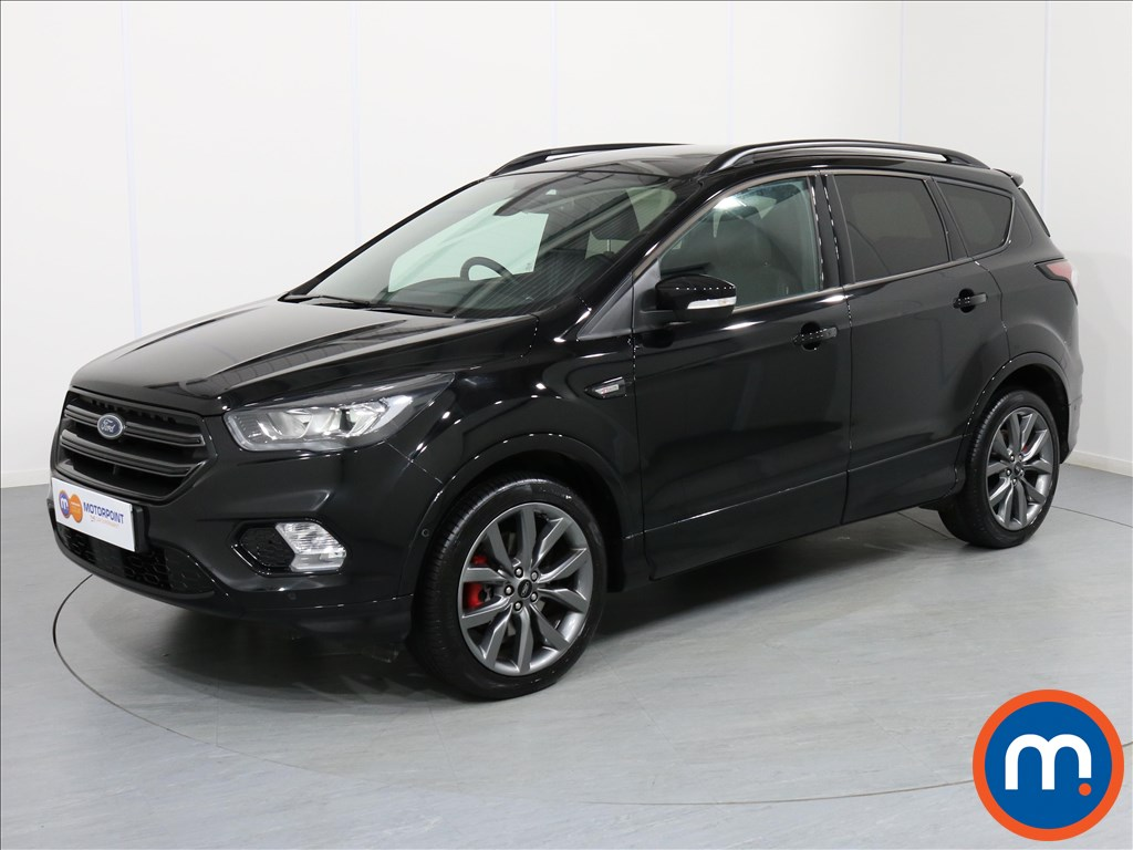 Ford Kuga ST-Line Edition - Stock Number 1054493 Passenger side front corner