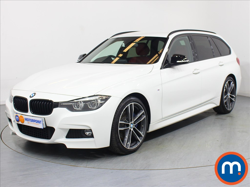 BMW 3 Series M Sport Shadow Edition - Stock Number 1057717 Passenger side front corner