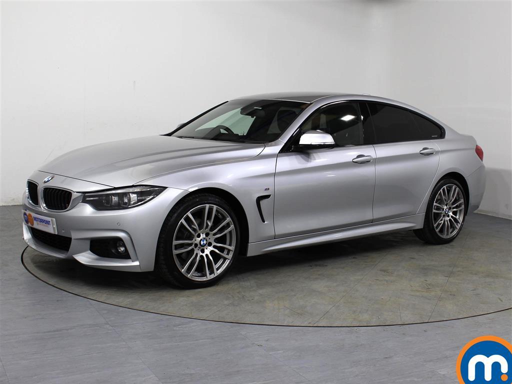 BMW 4 Series M Sport - Stock Number 1053608 Passenger side front corner