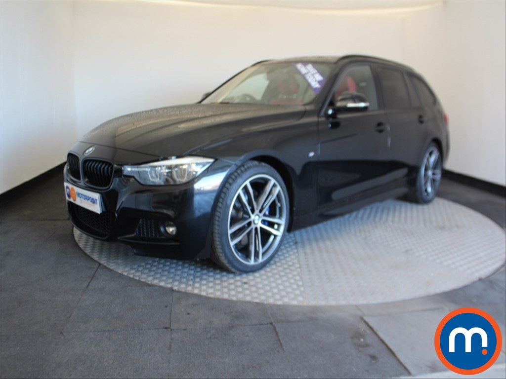 BMW 3 Series M Sport Shadow Edition - Stock Number 1057718 Passenger side front corner