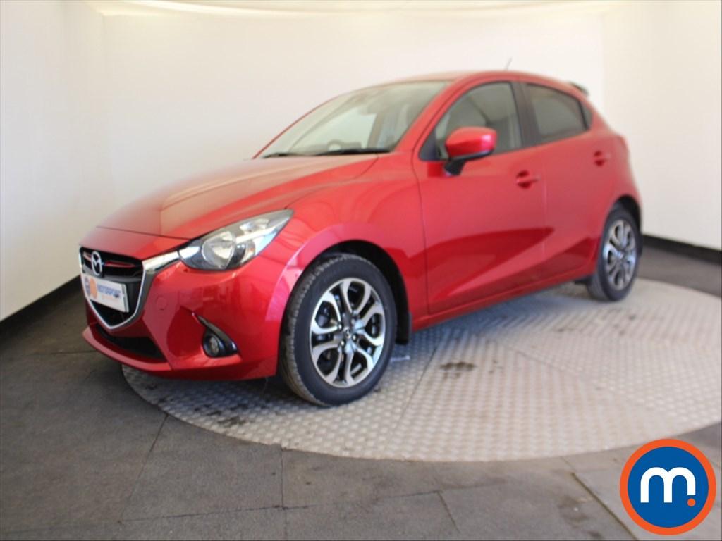 Mazda 2 Sport - Stock Number 1064155 Passenger side front corner