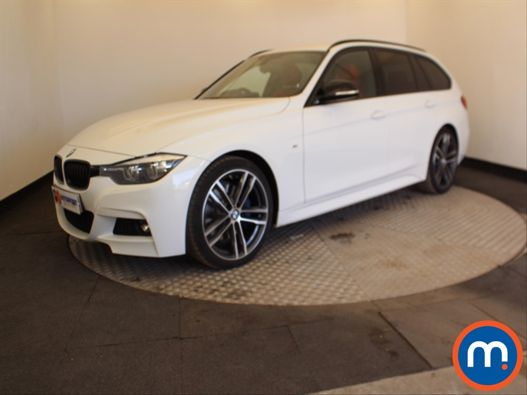 BMW 3 Series M Sport Shadow Edition - Stock Number 1062561 Passenger side front corner