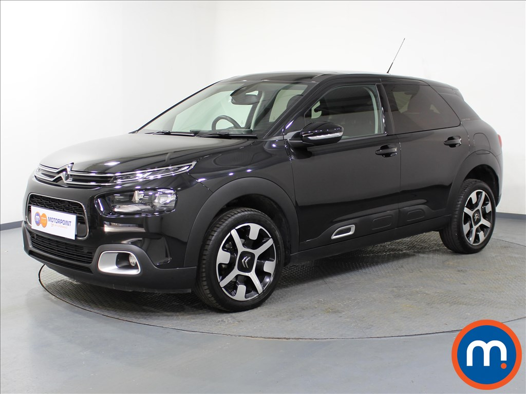 Citroen C4 Cactus Flair - Stock Number 1061570 Passenger side front corner