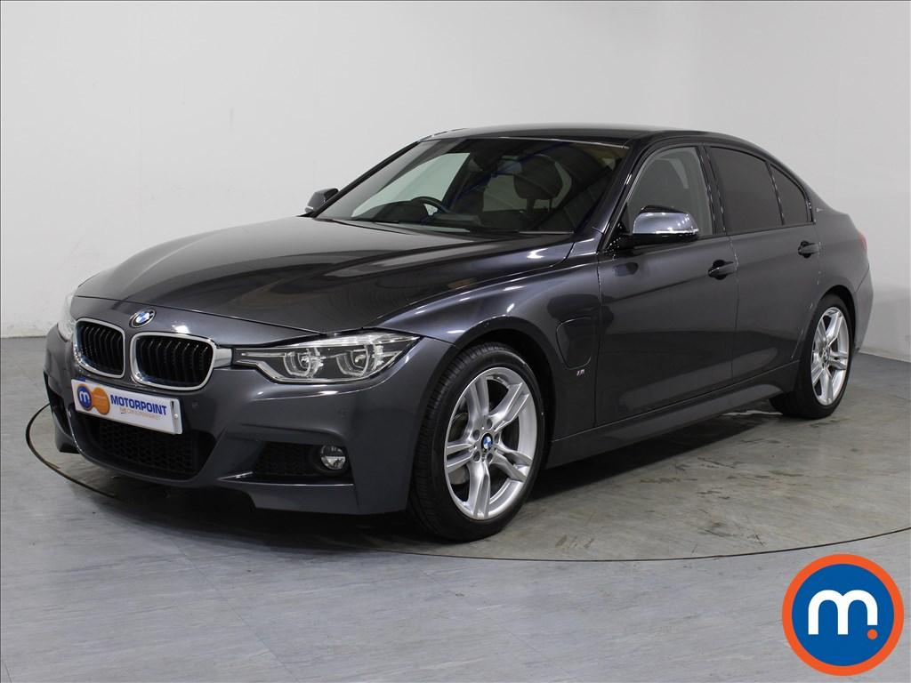 BMW 3 Series M Sport - Stock Number 1061389 Passenger side front corner