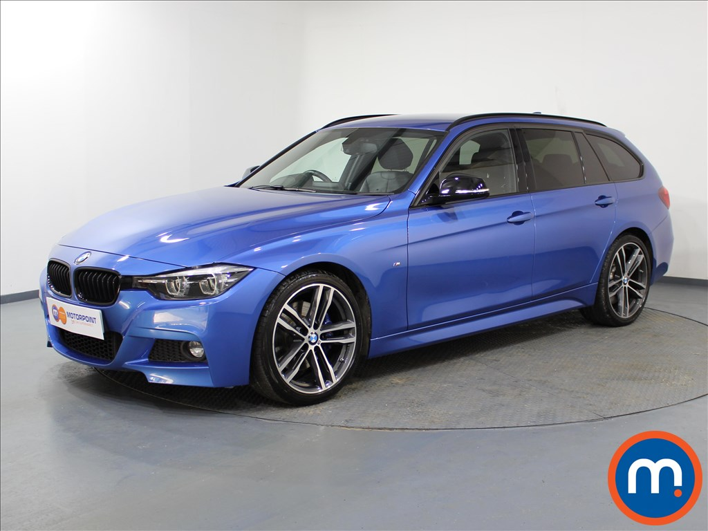 BMW 3 Series M Sport Shadow Edition - Stock Number 1059856 Passenger side front corner