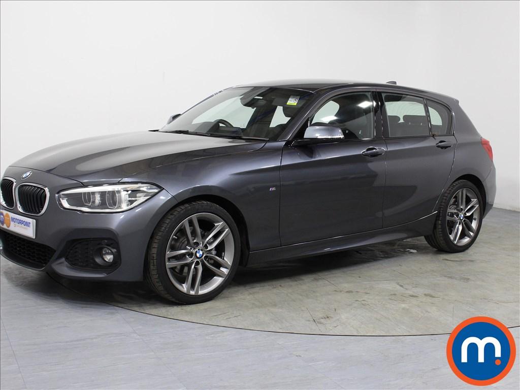 BMW 1 Series M Sport - Stock Number 1059408 Passenger side front corner