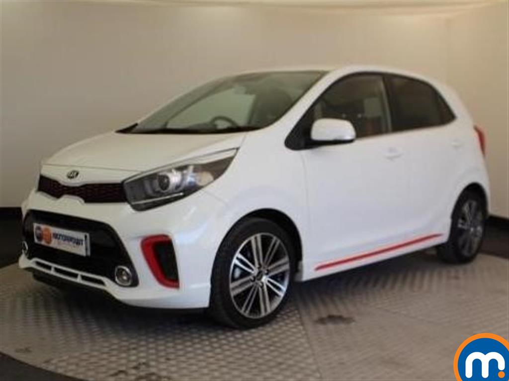 KIA Picanto GT-line - Stock Number 1060496 Passenger side front corner