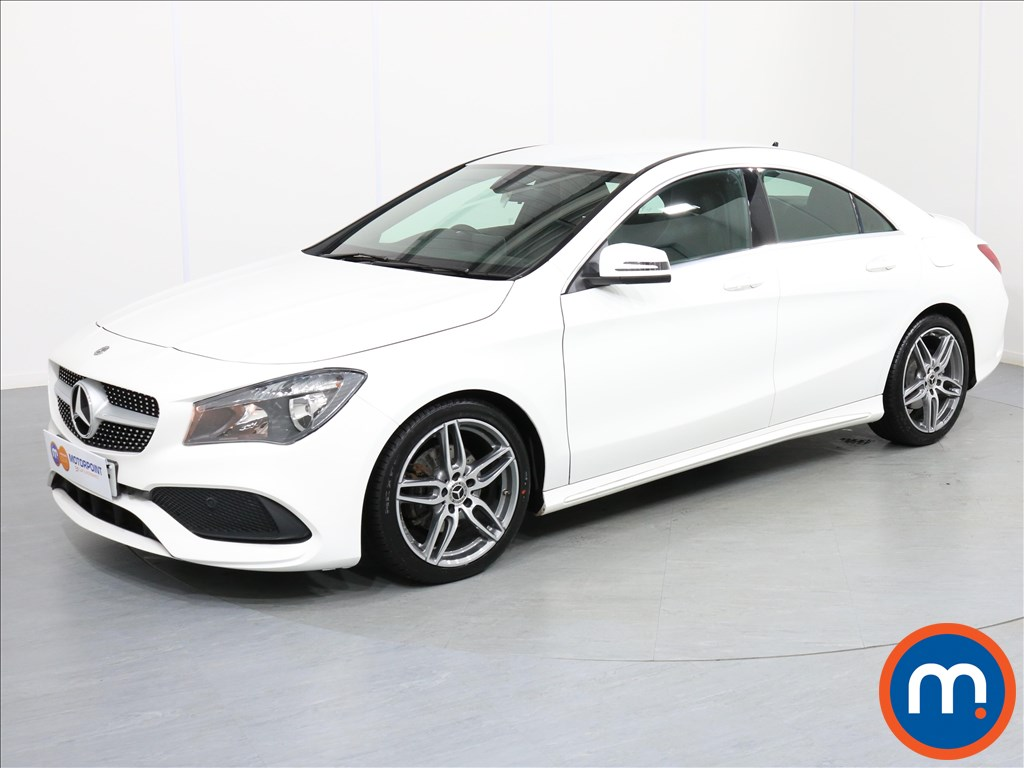 Mercedes-Benz Cla Class AMG Line - Stock Number 1061008 Passenger side front corner