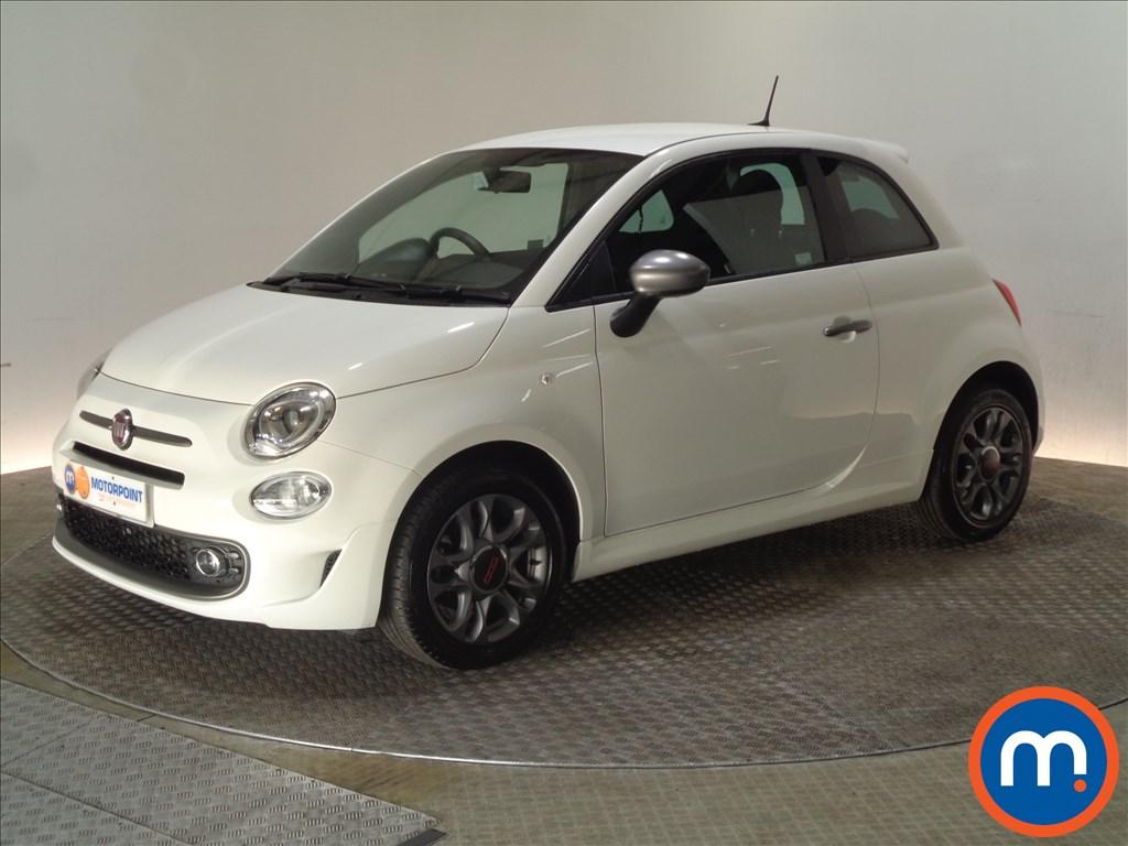 Fiat 500 S - Stock Number 1060782 Passenger side front corner