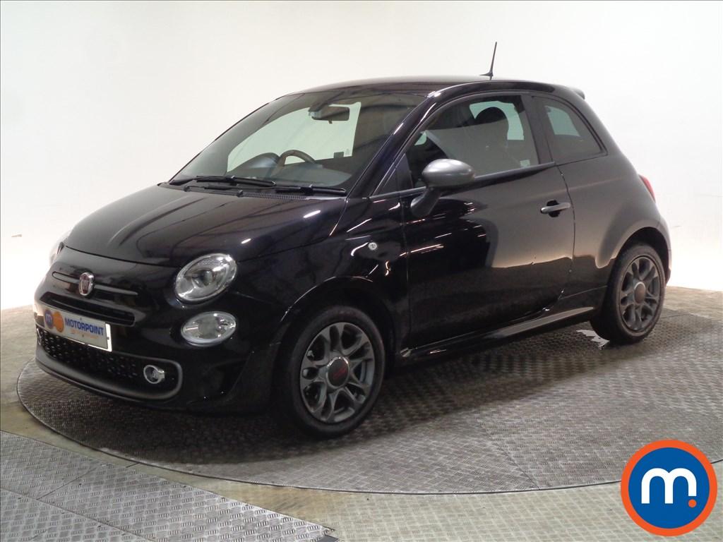 Fiat 500 S - Stock Number 1060792 Passenger side front corner