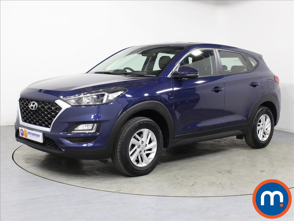 Hyundai Tucson S Connect - Stock Number 1061717 Passenger side front corner