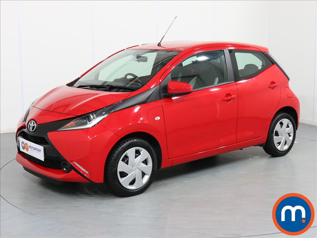 Toyota Aygo X-Play - Stock Number 1063136 Passenger side front corner