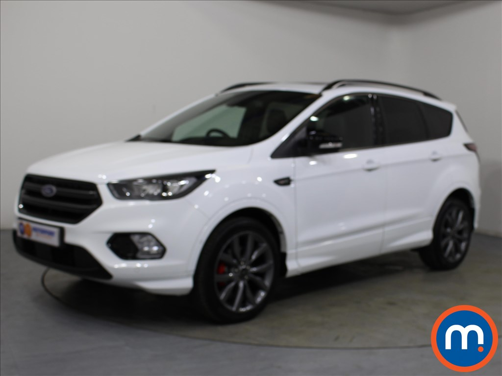 Ford Kuga ST-Line Edition - Stock Number 1059854 Passenger side front corner