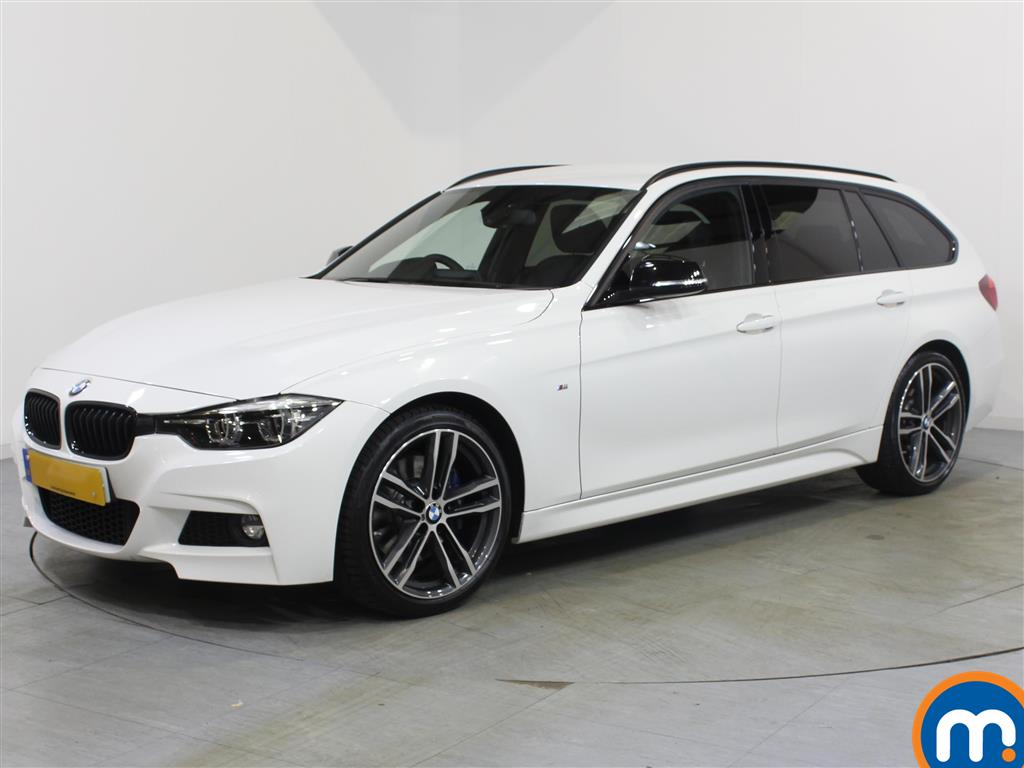 BMW 3 Series M Sport Shadow Edition - Stock Number 1063107 Passenger side front corner