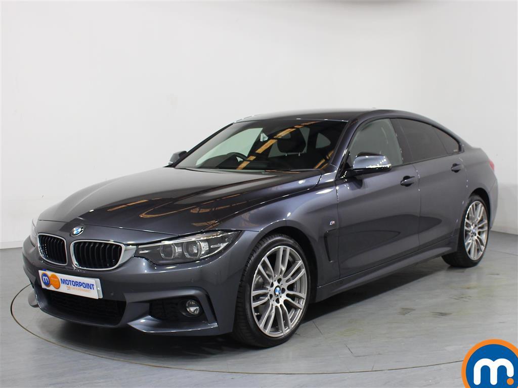 BMW 4 Series M Sport - Stock Number 1058477 Passenger side front corner